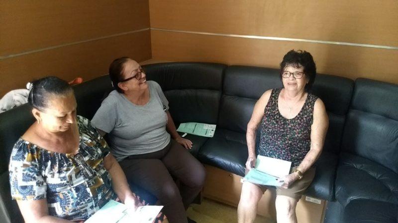 Aracanguá recebe carreta do Hospital de Amor de Barretos