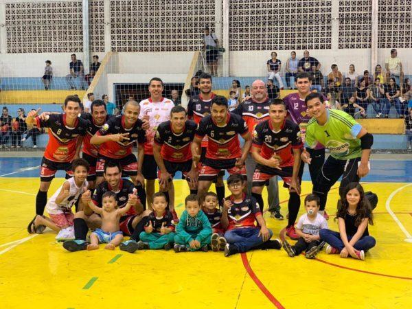 Proença sagra-se campeão do 47º Campeonato de Futsal