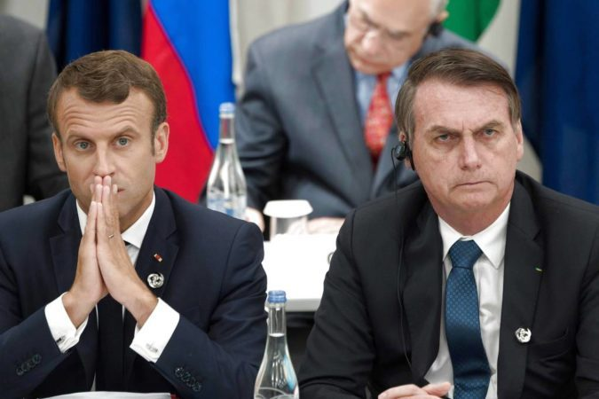 Entenda qual a relação entre as queimadas na Amazônia e a crise com a França
