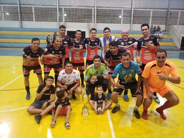 Nos pênaltis, Auriflama vence Torneio dos Campeões de futsal