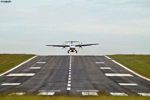 Para receber mais voos, aeroporto de Araçatuba passará por reformas