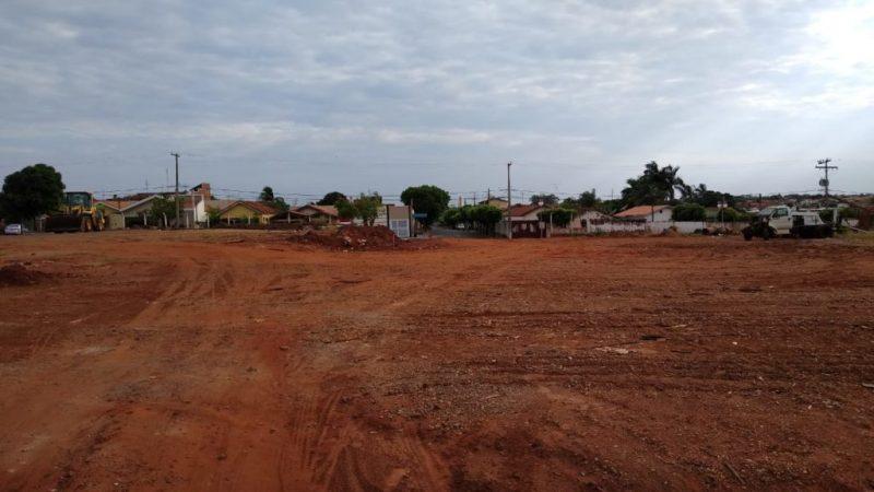 Importante rua de Pereira Barreto recebe investimentos da Prefeitura