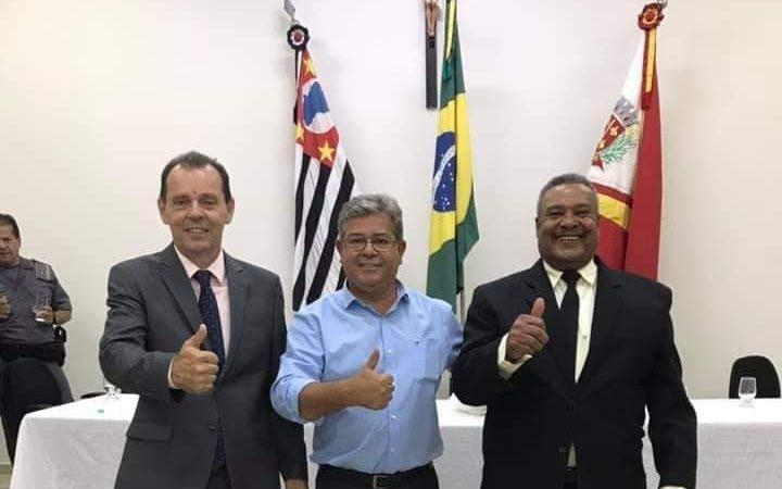 Guto é diplomado prefeito de General Salgado