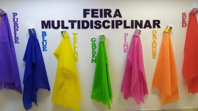 Colégio Objetivo promove Feira Multidisciplinar nesta segunda