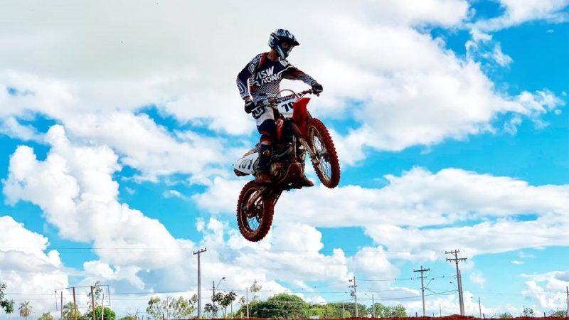Campeonato de motocross acontece no próximo final de semana
