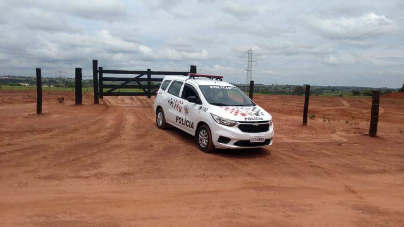 Polícia Militar realiza operação na zona rural