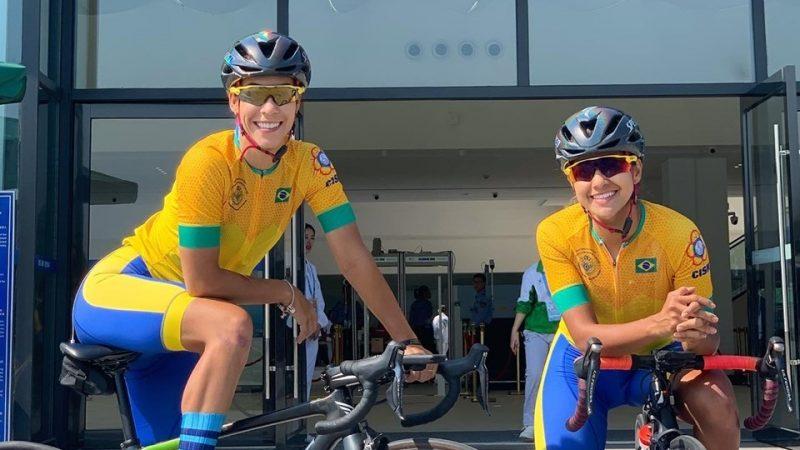 Câmara homenageia pereira-barretense destaque nacional no ciclismo