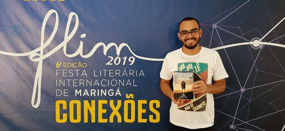 Escritor pereira-barretense lança quinto livro da sua carreira