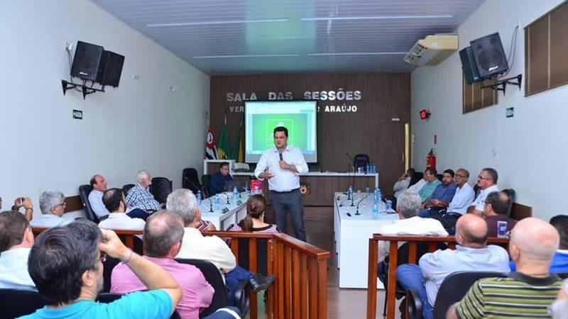 Aracanguá sedia encontro regional de prefeitos