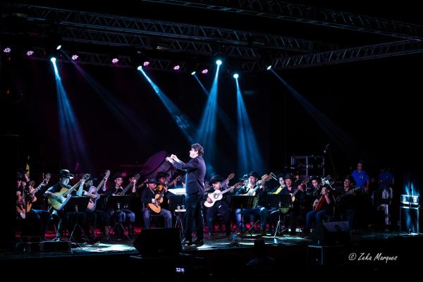 Orquestra Facmol se apresenta amanhã em Auriflama