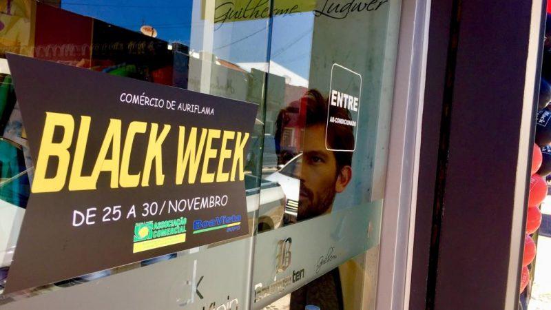 Lojas de Auriflama oferecem descontos na 'Black Week'
