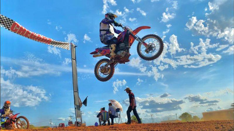 Auriflama sedia Copa Noroeste de Motocross