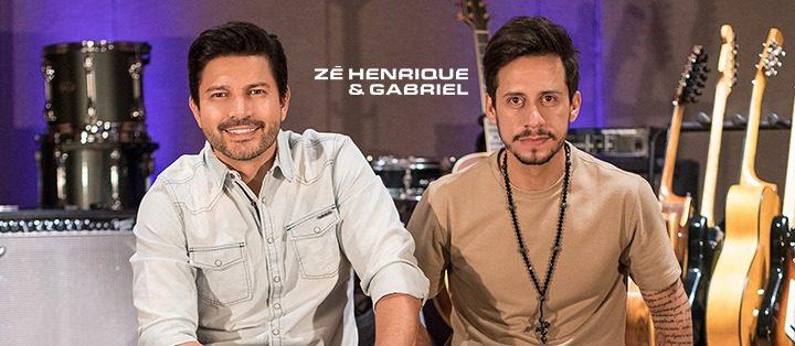 Hits FM confirma Zé Henrique & Gabriel para mega-show