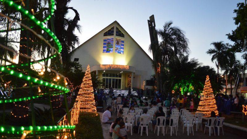 Espetáculos de Natal começam nesta quarta em Auriflama