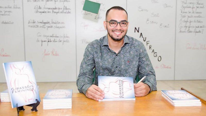 Poema de Luís de Oliveira será publicado em coletânea da Chiado Editora