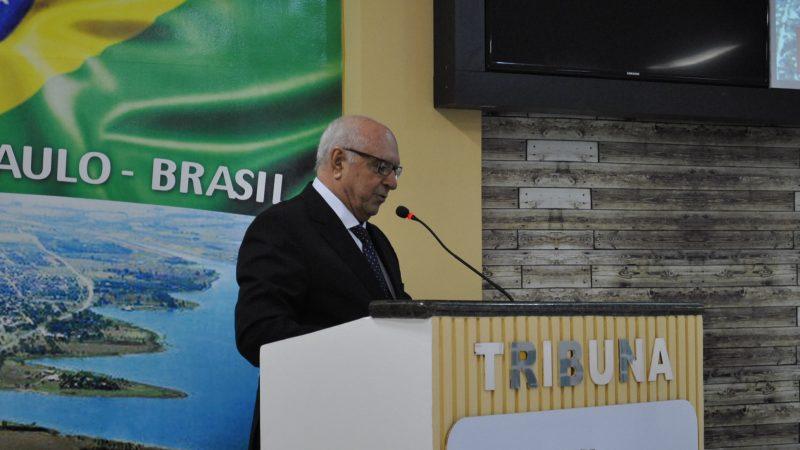 Pereira Barreto concede título para imigrante libanês Ahmad Ali Youssef