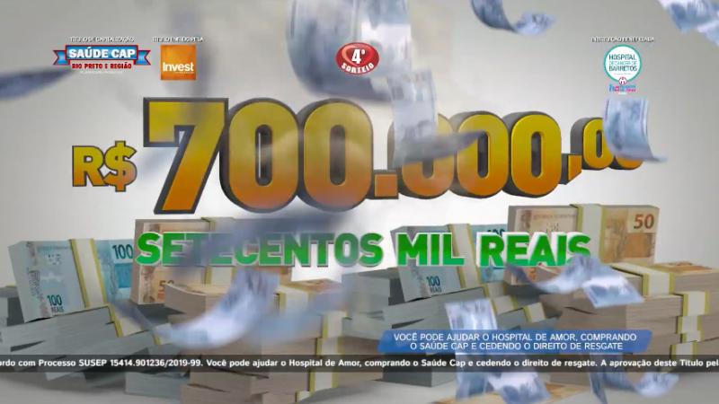 Salgadense ganha R$ 350 mil no Saúde Cap