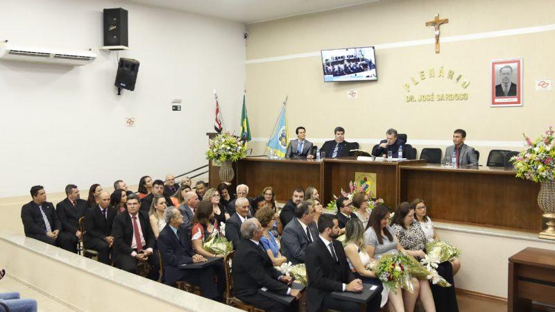 Câmara de Auriflama concede título de cidadão para nove moradores