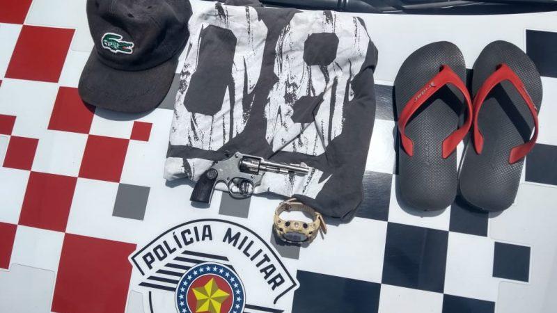 Ladrão é preso após tentar roubar farmácia em Guzolândia