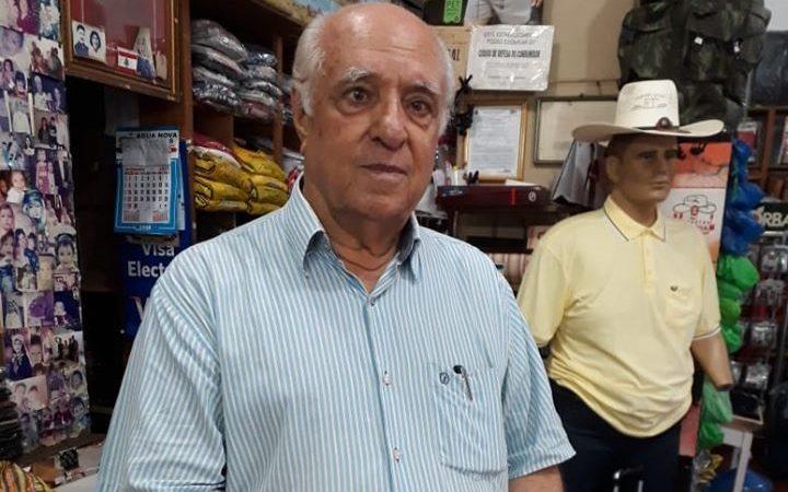 Libanês recebe título de cidadão de Pereira Barreto nesta sexta