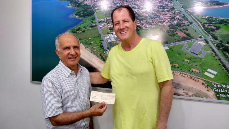 Carlão fala sobre devolução de R$ 89 mil para Prefeitura de Pereira Barreto