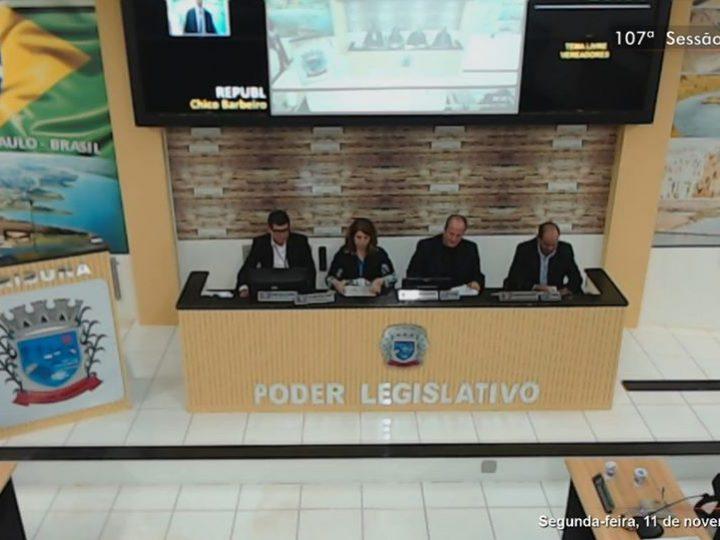 Novo presidente da Câmara de Pereira Barreto será escolhido hoje