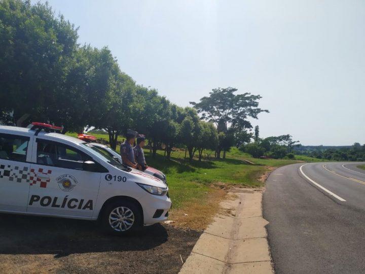 Polícia Militar reforça policiamento após fuga de presos no Paraguai