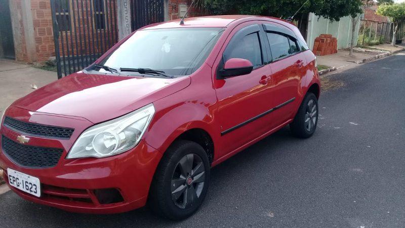 Polícia investiga furto de carro no Cidade Alta em Auriflama