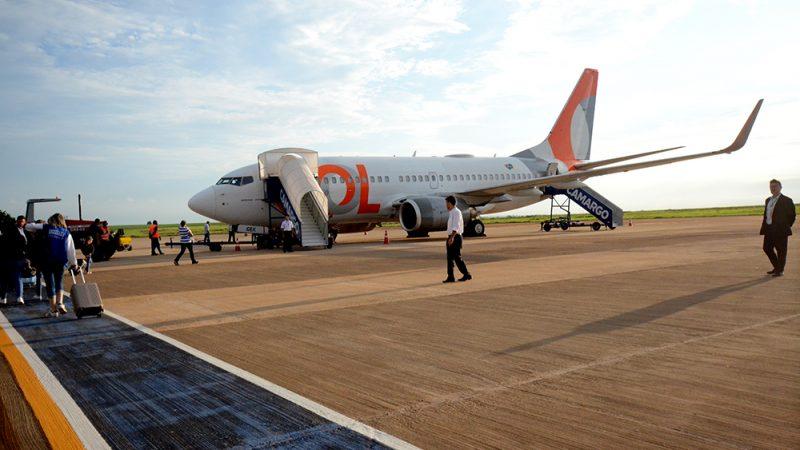 Aeroportos da região serão privatizados até o fim do ano
