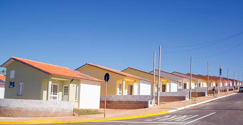 CDHU abre inscrições para sorteio de casas na região