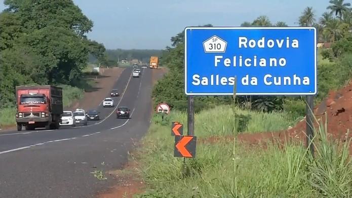 Governo estuda implantar pedágios na rodovia Feliciano Sales Cunha