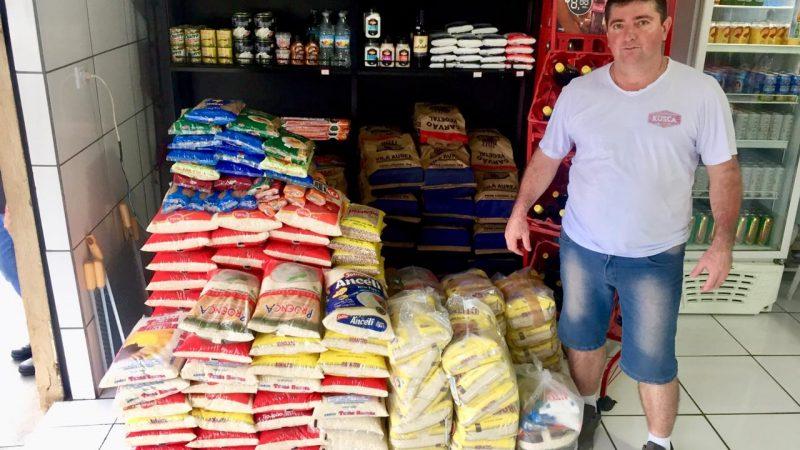 Doações de alimentos para Hospital do Amor podem ser feitas no Açougue do Kusca