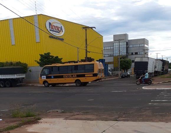 Para evitar acidentes, Irmão Sandro pede semáforo em avenida de Pereira Barreto