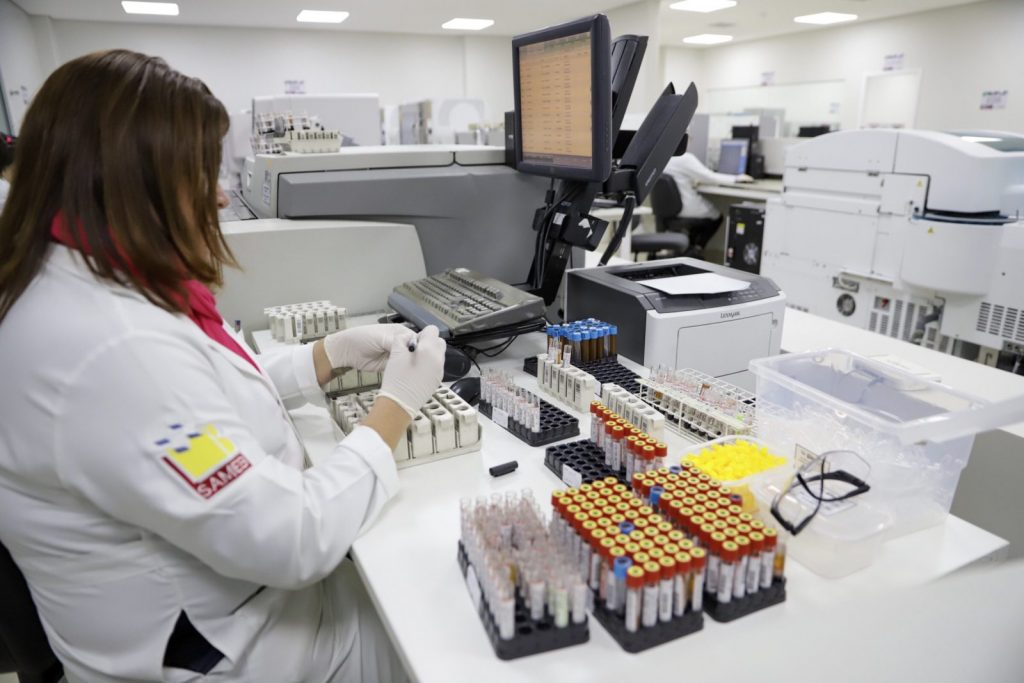 Idosa espanhola é monitorada por causa do coronavírus em Nhandeara