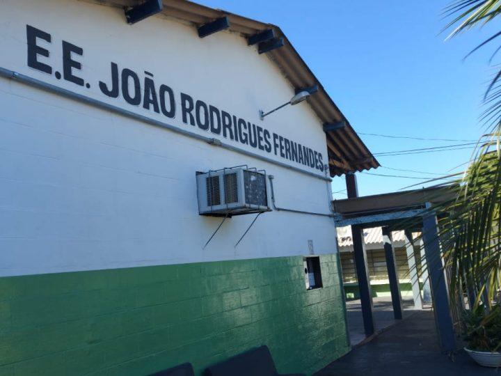 Material para estudo durante pandemia será distribuído amanhã e depois na E.E. João Rodrigues