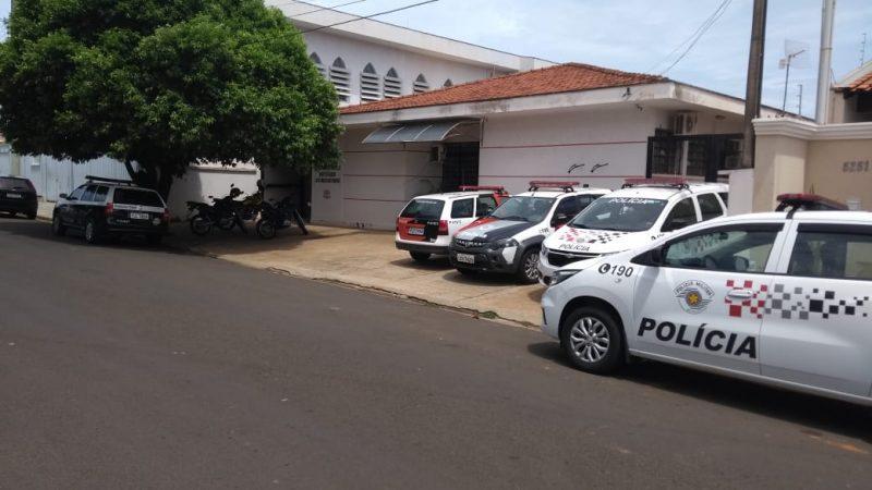 Casos de furtos caíram 52,94% no último mês em Auriflama