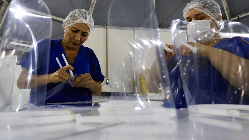 Brasil bate novo recorde de mortes por coronavírus em um dia