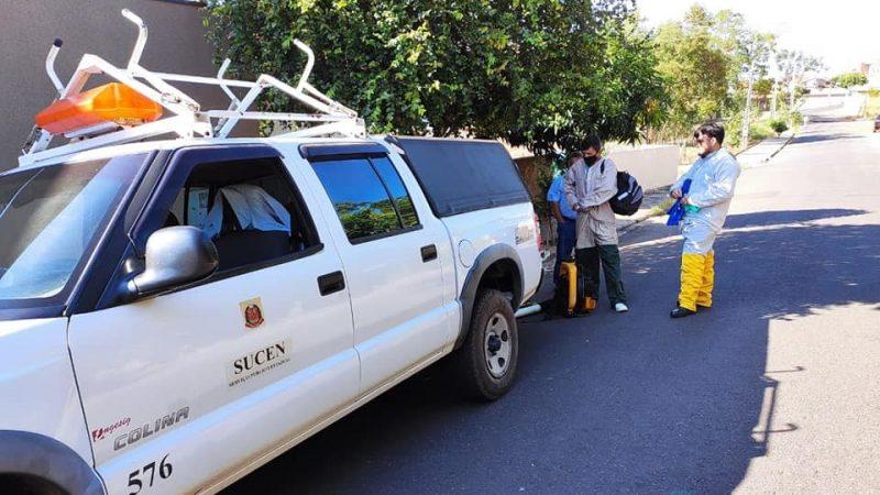 Com 80 casos de dengue, Prefeitura de Auriflama decide nebulizar toda cidade