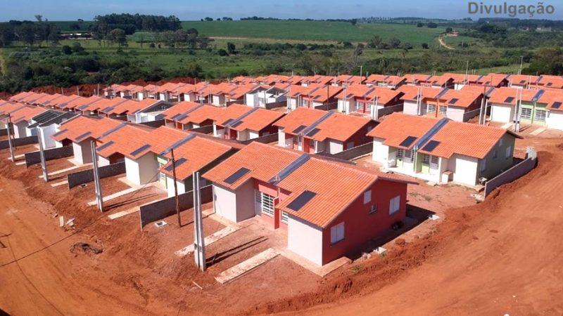 CDHU abre inscrições para sorteio de 168 casas em Suzanápolis