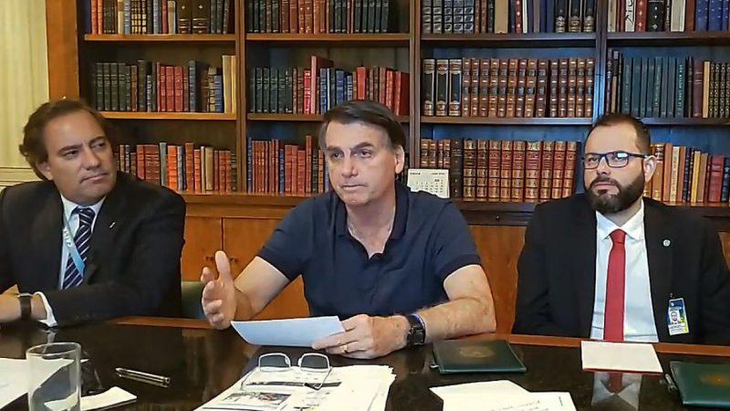 Bolsonaro diz que auxílio emergencial deverá ter quarta parcela