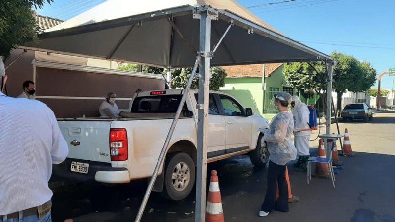 General Salgado confirma 50º caso de coronavírus