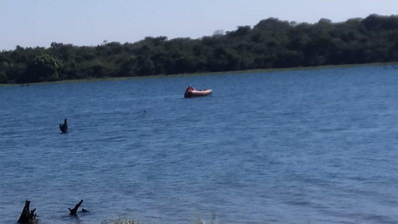 Após três dias de buscas, corpo de pescador é localizado