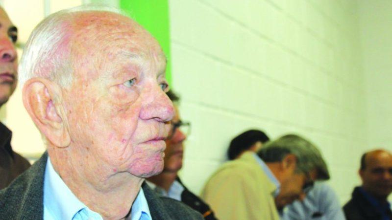 Ernesto Trentin, ex-prefeito de Pereira Barreto, morre aos 85 anos