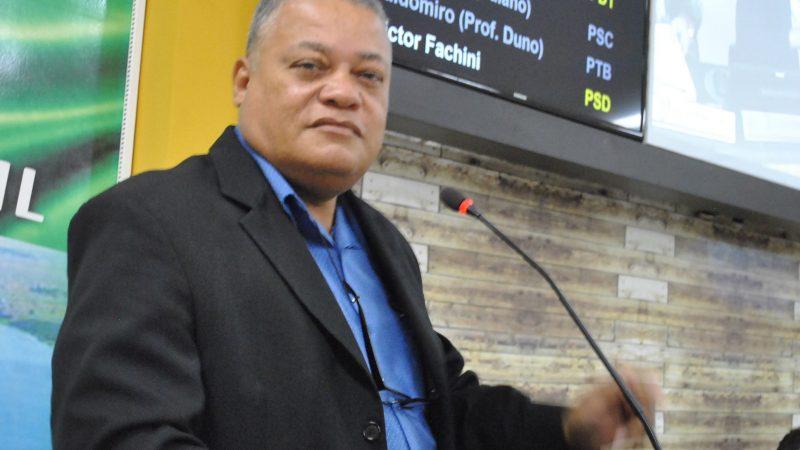 Pereira Barreto: Irmão Sandro pede instalação de dispositivos para higienização das mãos