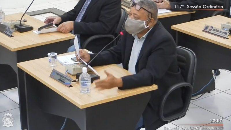 Irmão Sandro quer que Prefeitura de Pereira Barreto forneça vale-gás para famílias carentes