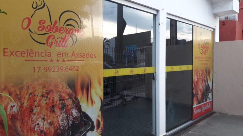 Assados 'O Soberano Grill' são a pedida para o final de semana