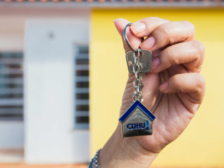 Lista completa dos contemplados com as casas do CDHU