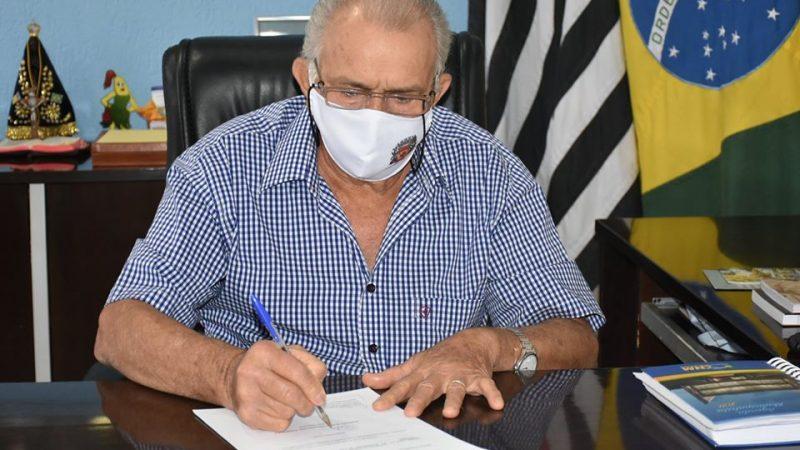 Roberto Doná, do PSDB, é eleito prefeito de Santo Antônio do Aracanguá