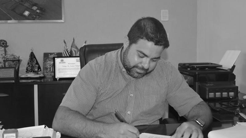 Rodrigo Santana, prefeito de Aracanguá, morre de coronavírus
