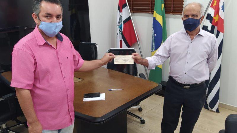 Câmara de Pereira Barreto repassa R$ 150 mil para Prefeitura investir em saúde